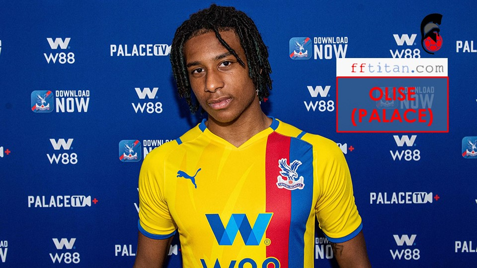 FPL Team Preview Crystal Palace