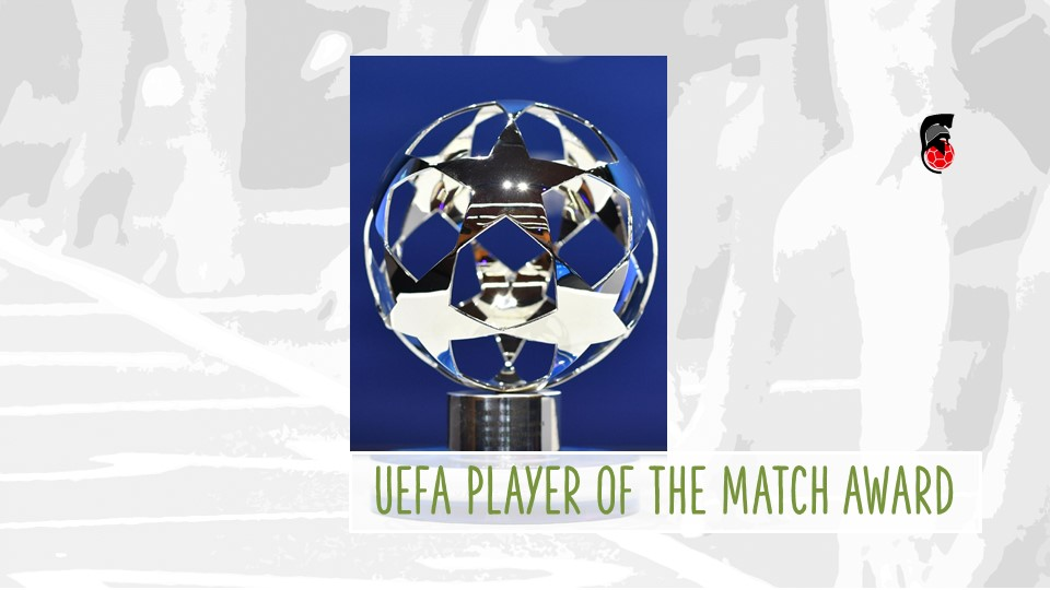 UCL Fantasy Player of the Match AwardUCL Fantasy Player of the Match Award